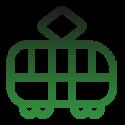 Tram A/D Arrêt Rotonde CRO-WORK-IN